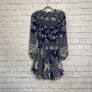 Misa Los Angeles Dresses - MISA LOS ANGELES   Lorena Dress in Blue Nile
